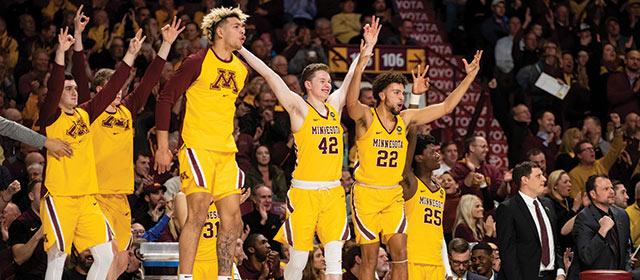 Gopher Men S Basketball Tickets Official Minnesota Golden