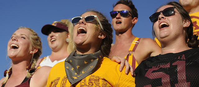 Gopher Football Student Tickets